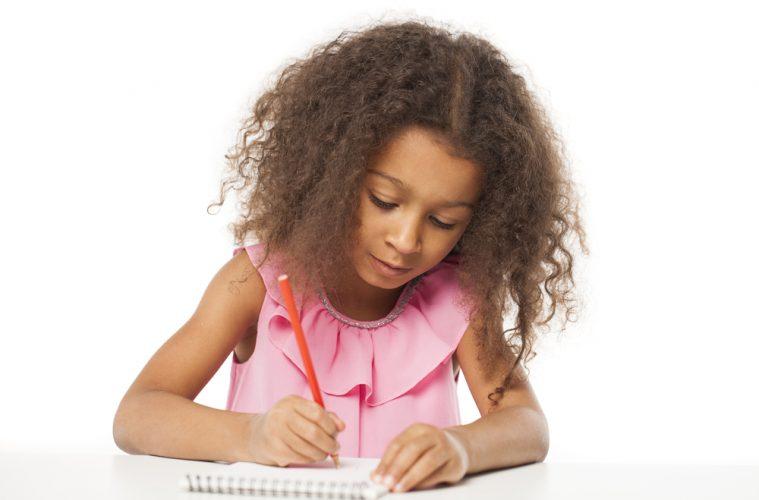 Ieder kind heeft een eigen verhaal; boomtekening