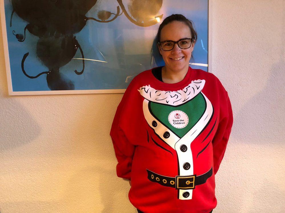 Foute kersttruiendag 2017
