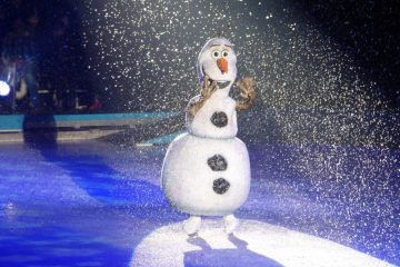 Review: Disney on Ice, betoverende werelden