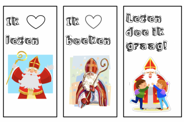 Last minute downloads Sinterklaas