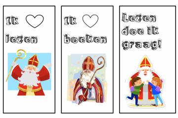 Last minute downloads Sinterklaas