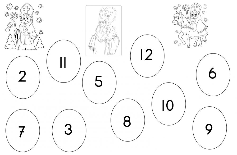 Dobbelsteenspel tot en met 12