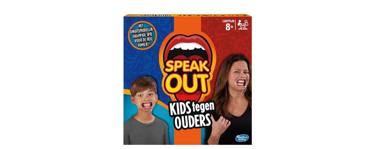 Speak out: een heel tof spel voor het hele gezin