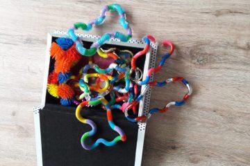 Review: het grote Tangle boek
