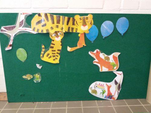 """10 activiteiten rond het boek """"Ssst! De tijger slaapt"""""""