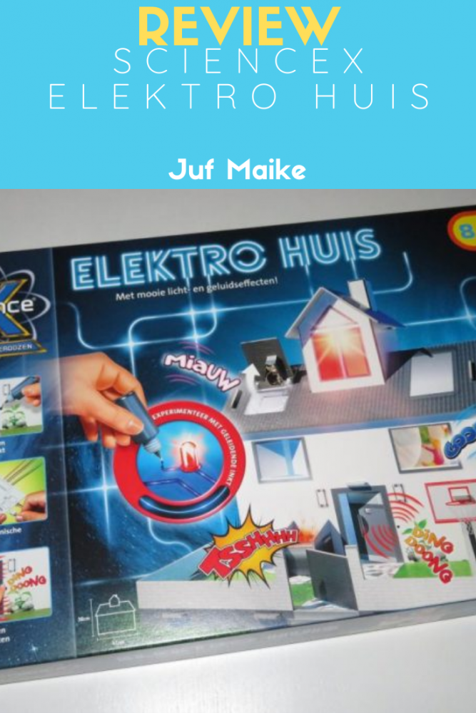 Review ScienceX Elektro Huis