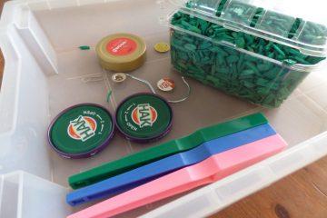 Ontdekkend leren met peuters: Magneten