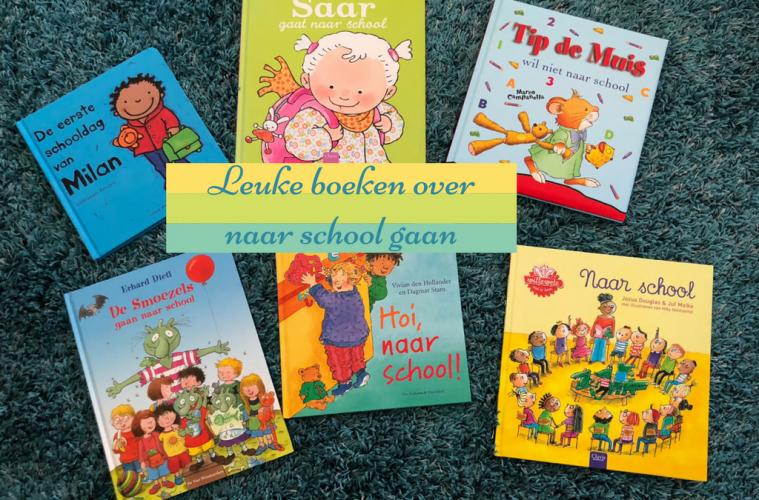 Leuke boeken over naar school gaan