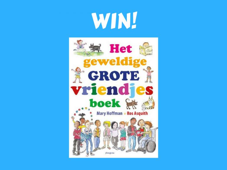 Win kerntitel Kinderboekenweek 2018