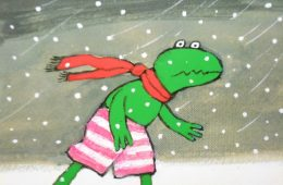 """10 activiteiten rond het boek """"Kikker in de kou"""""""