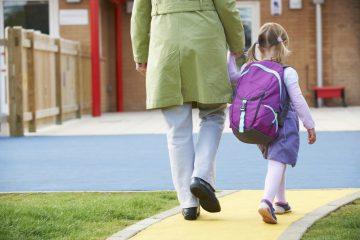 10 gedachten tijdens de eerste schooldag van mijn kleuter