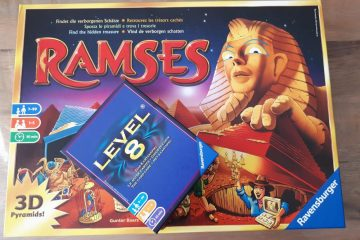 Review: Level 8 en Ramses