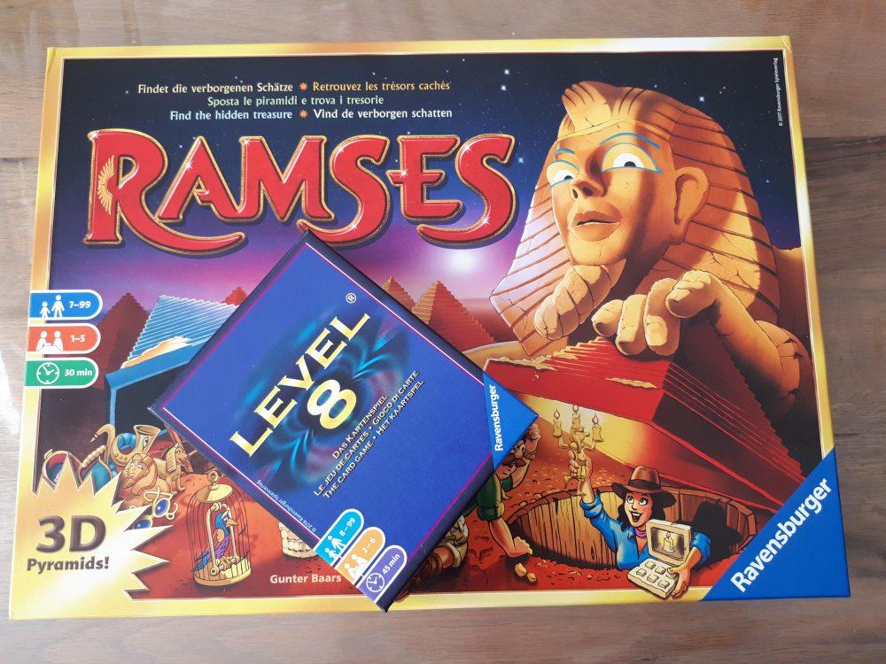 Review: Level 8 en Ramses