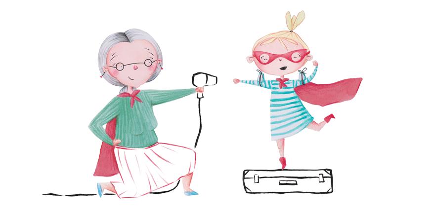 Recensie: Mijn oma is een superheld