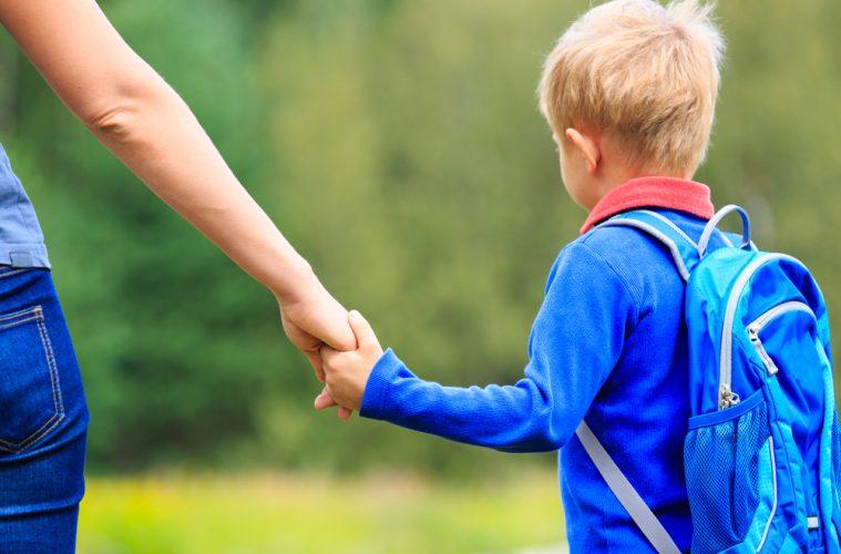 Wat je denkt als je kind voor het eerst naar school gaat