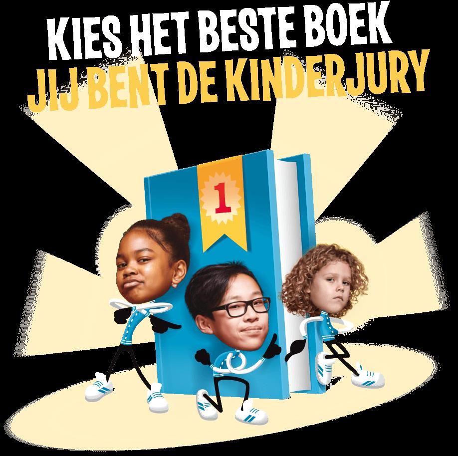 Hoe je met de klas kunt stemmen voor de Nederlandse Kinderjury 2018