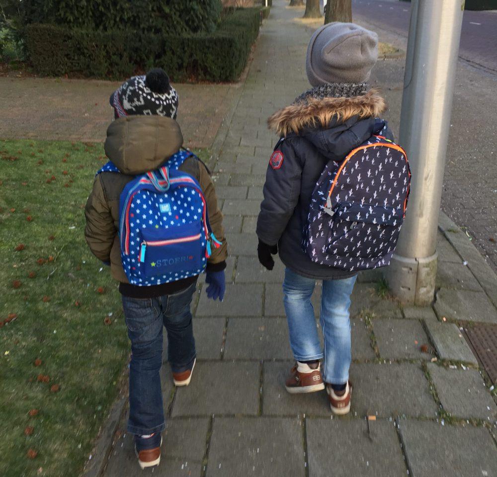 Help! De jongste gaat naar school. 5x een nieuwe fase voor mama