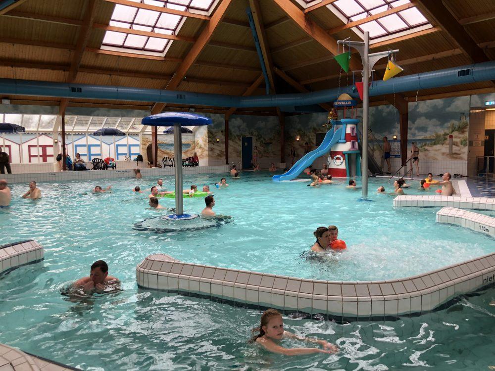 Zwembad Landal Sluftervallei