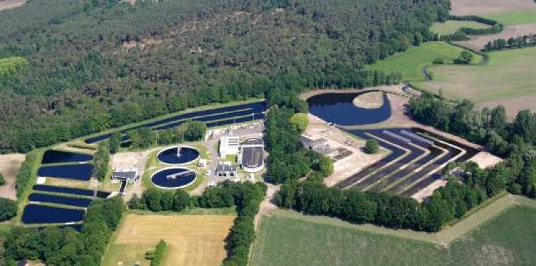 Rioolwaterzuiveringsinstallatie Boxtel - Waterschap de Dommel