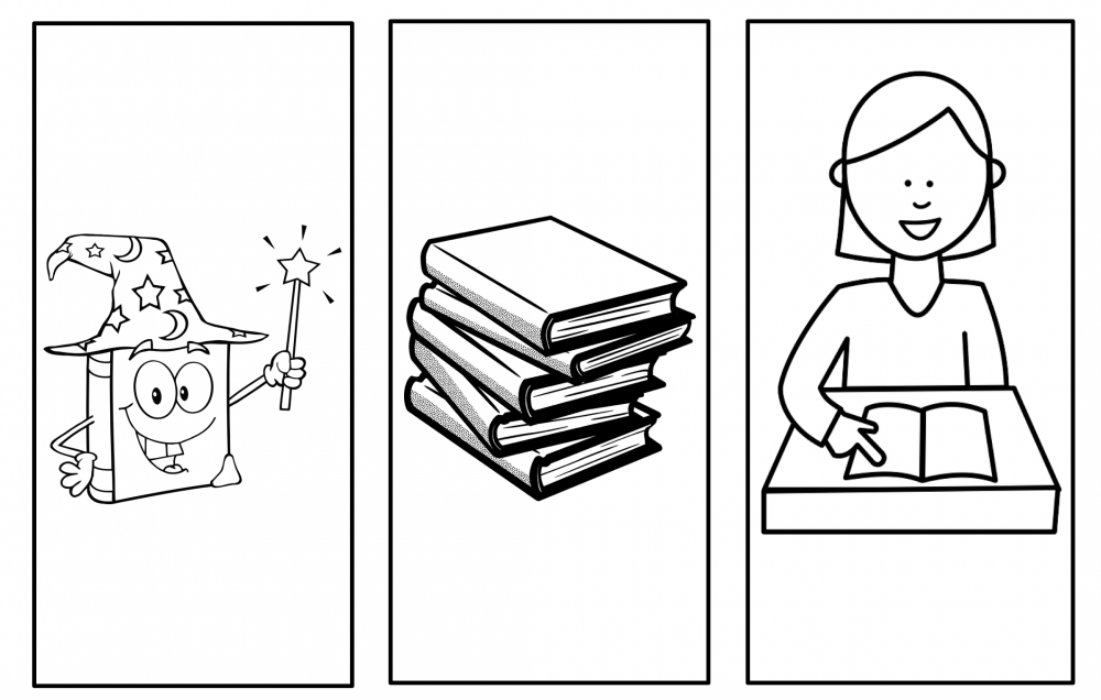 Boekenlegger boeken