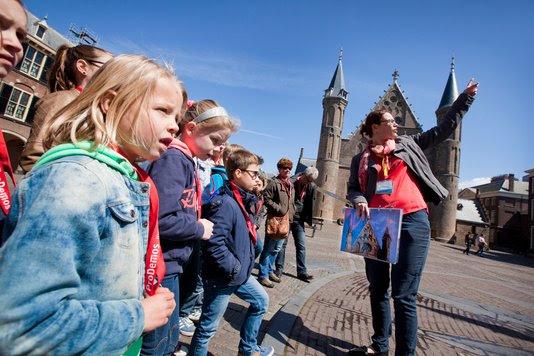 Binnenhof:Kinderrijk: wij zijn de baas