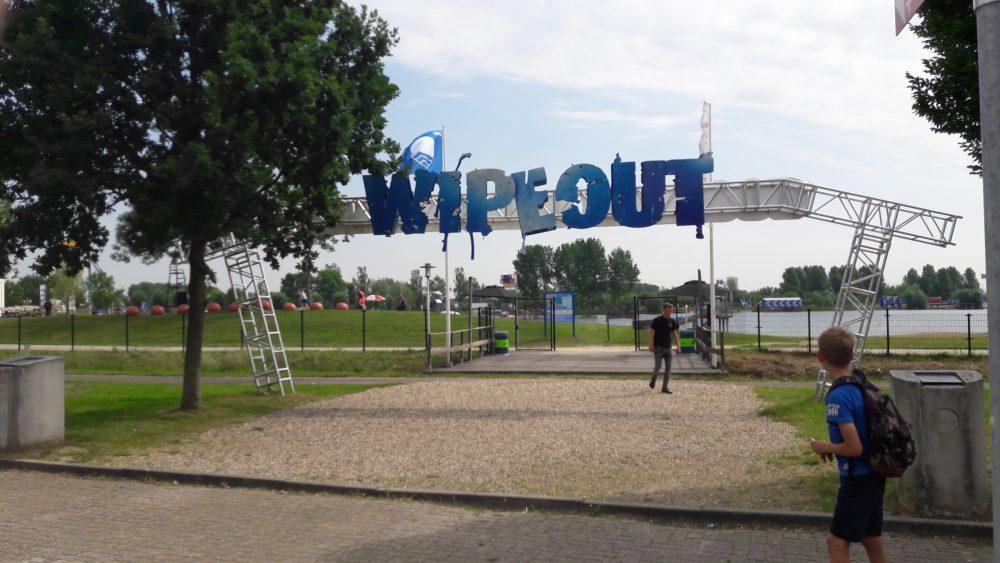Wipeout, ook voor kids!