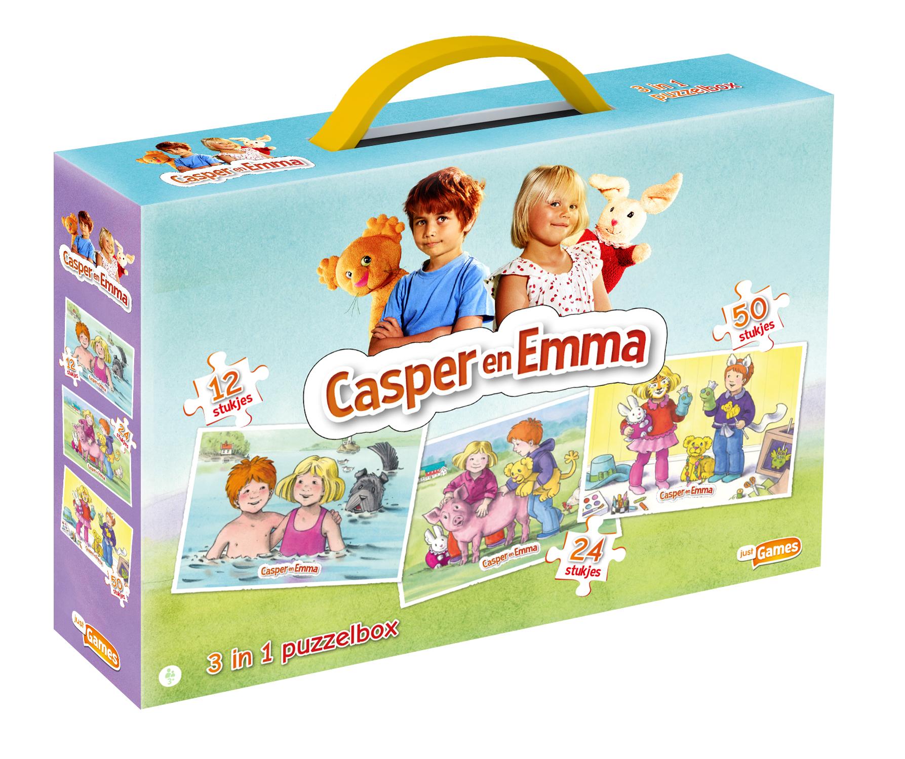 En een puzzel van Casper en Emma