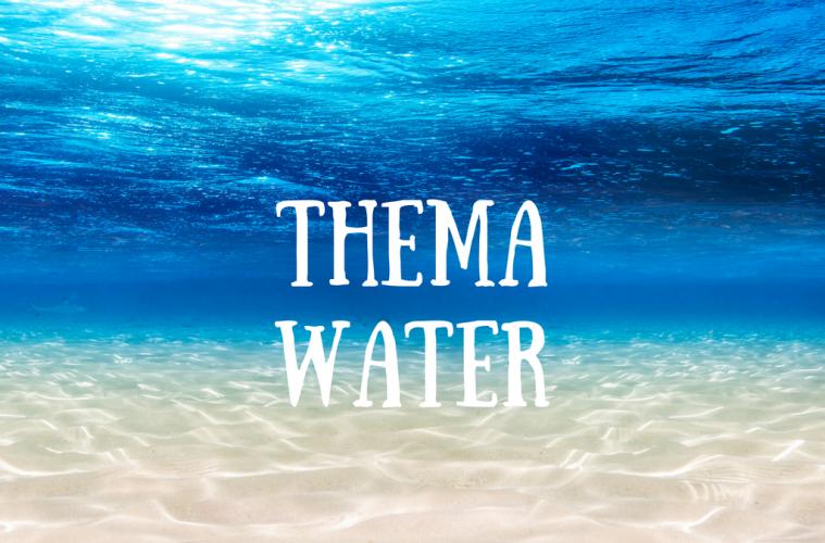 Genoeg Thema water; onder water, zee • Juf Maike - leerkracht website en blog #CM95
