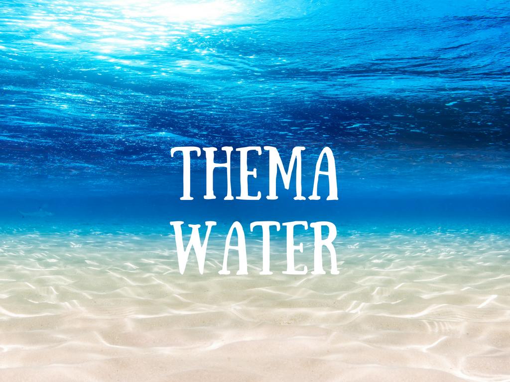 Thema water