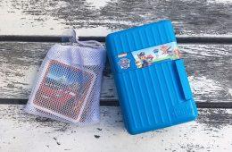 Review: Spellen van Shuffle (Paw Patrol en Cars Aqua)