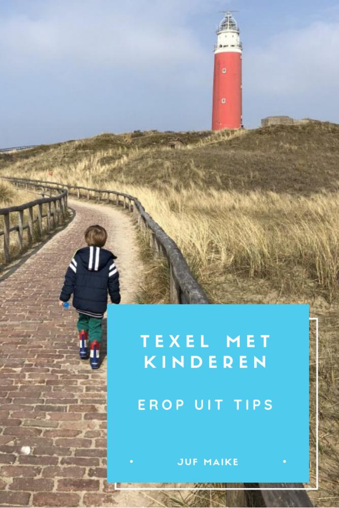 Texel met kinderen: erop uit tips