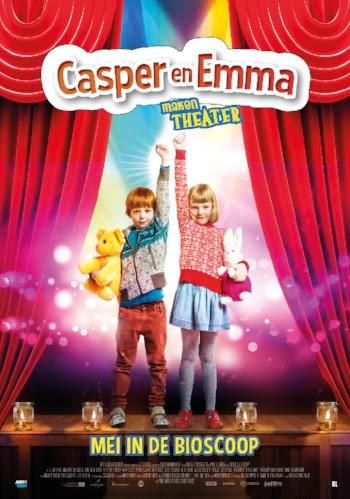 Win: bioscoopkaartjes én spelpakket Casper en Emma
