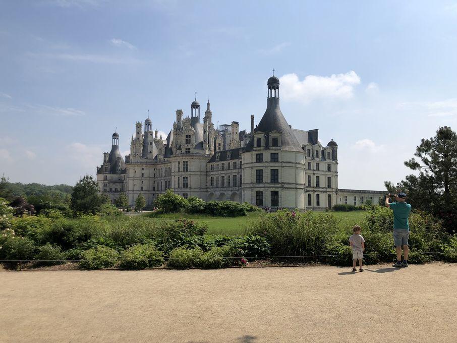Kasteel van Chambord