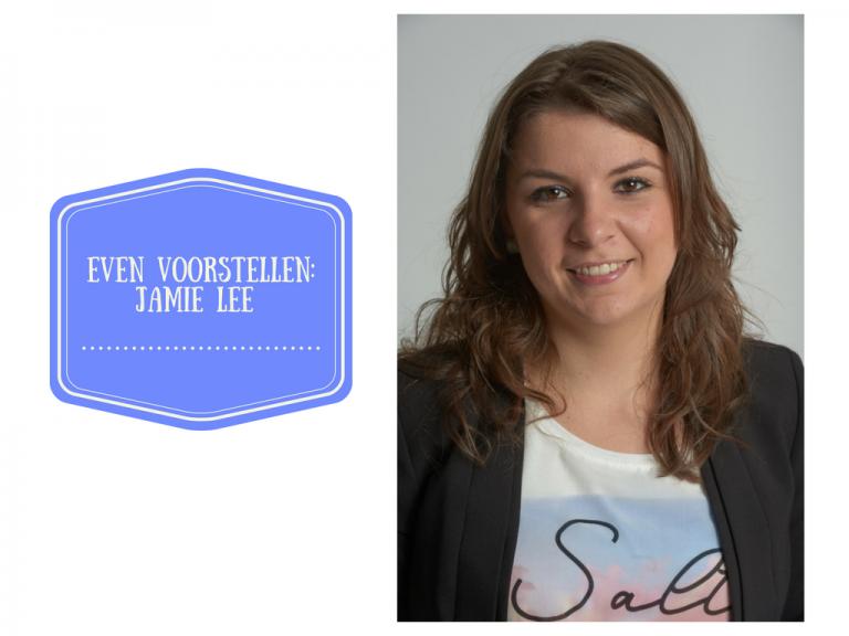 Even voorstellen: Jamie Lee