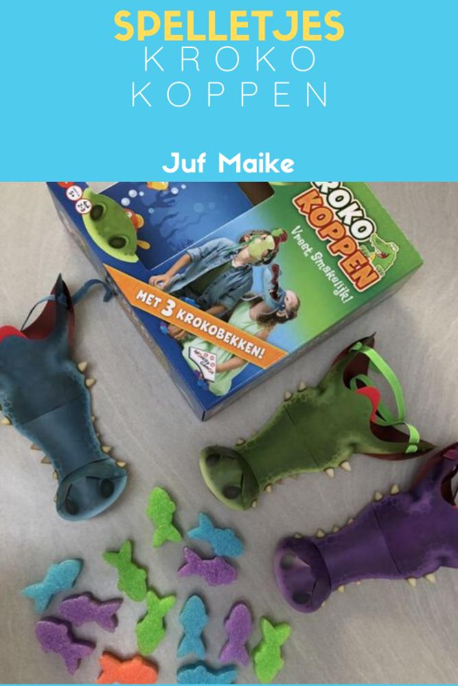 Review Kroko Koppen; Leuk spel voor kinderen