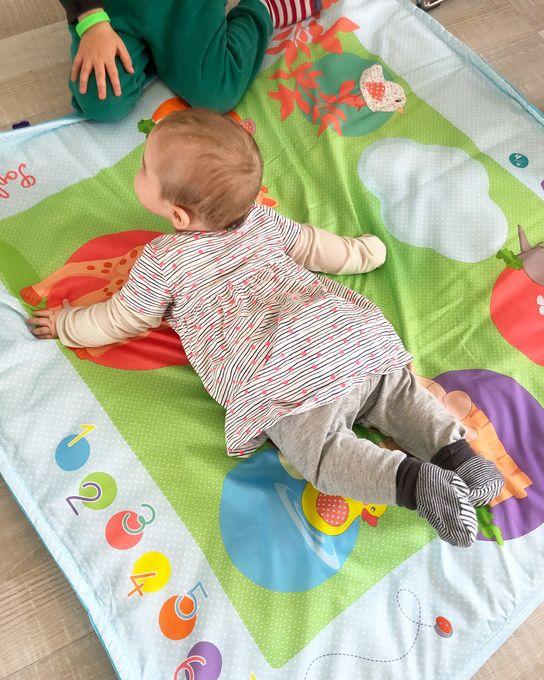 Sophie de giraf interactieve speelmat