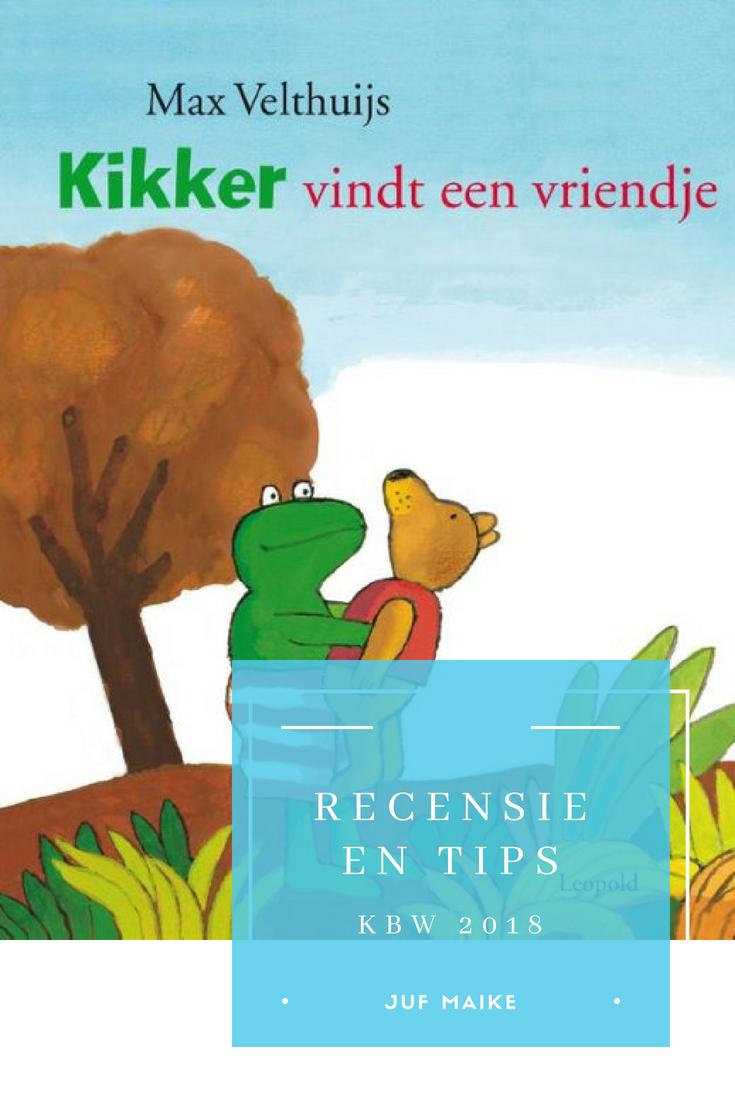 Kikker vindt een vriendje: recensie en tips