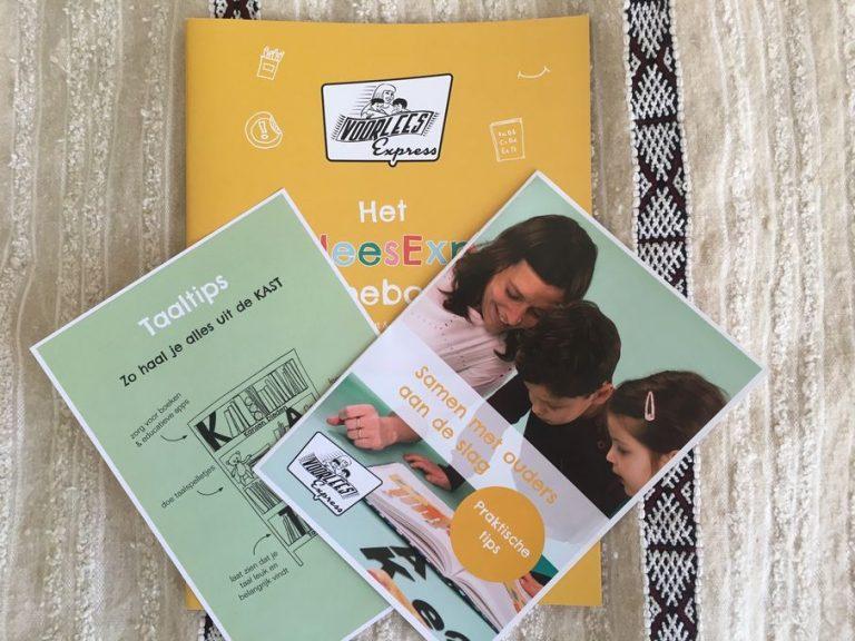 De VoorleesExpress: Hulp voor kinderen met een taalachterstand