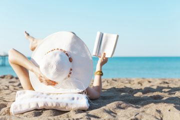 Mijn nieuw lijstje met vakantieboeken! Top 10!!