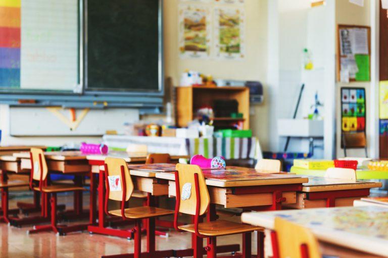 Lokaal inrichten nieuw schooljaar