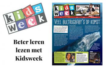 Beter leren lezen met Kidsweek