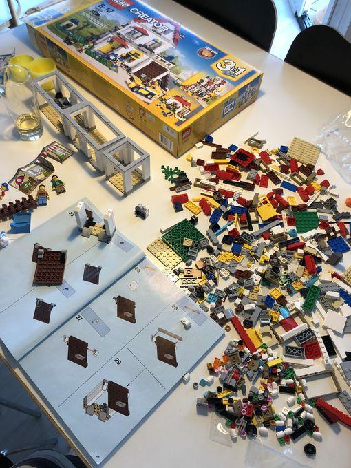 Lalandia Lego pakket
