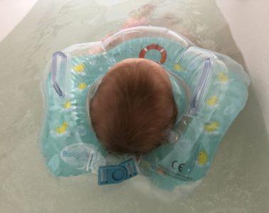wat ik denk bij de Babyfloat