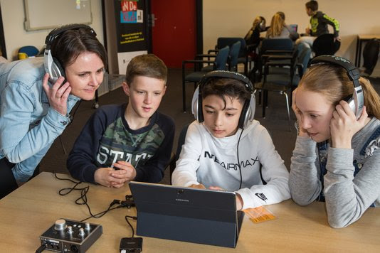 Digitaal componeren in de klas