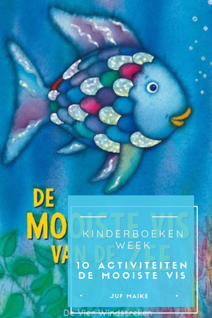 10 activiteiten De mooiste vis Kinderboekenweek