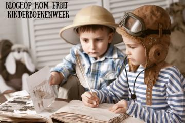 Bloghop Kom erbij Kinderboekenweek