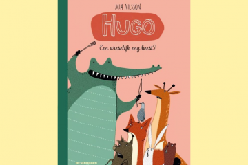 Hugo - Een vreselijk eng beest? kerntitel kinderboekenweek
