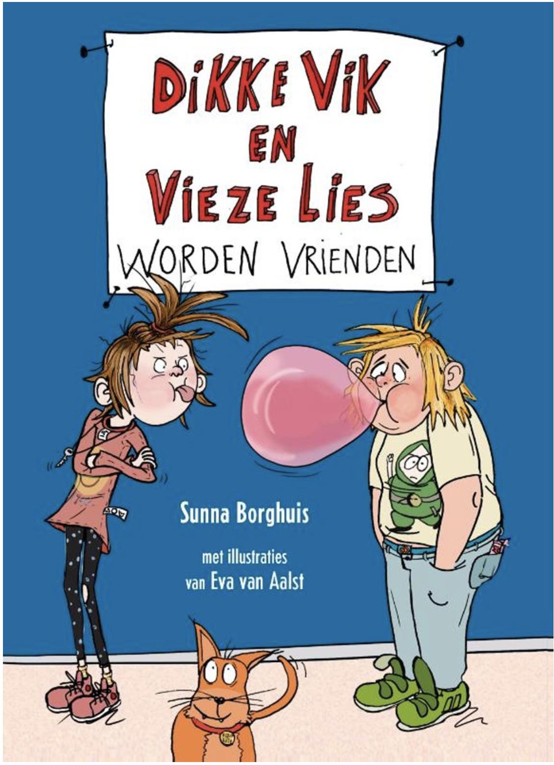 Dikke Vik en vieze Lies