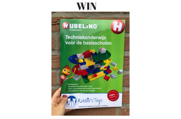 WIN Lesbrief Hubelino techniekonderwijs