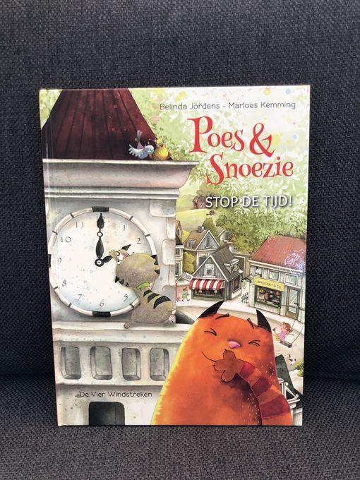 Poes & Snoezie - Stop de Tijd!